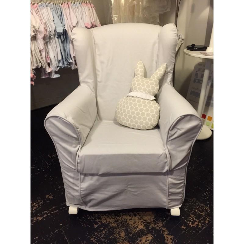 Funda sill n mecedora de lactancia minipapillon todo lo que necesitas para tu bebe - Sofa lactancia ...