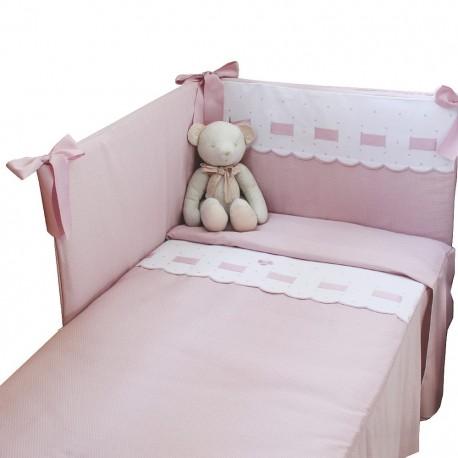 Edredon Cuna Ikea.Coleccion Petitp Protector De Cuna Y Edredon O Colcha Minipapillon Todo Lo Que Necesitas Para Tu Bebe